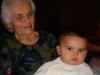mike tucci 2007 con la nonna